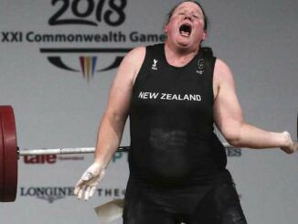 New Zealand enters biological male into Tokyo women's olympic weightlifting team