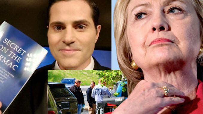 Whistleblower Christopher Sign to broke Clinton-Lynch tarmac story found dead in apparent suicide