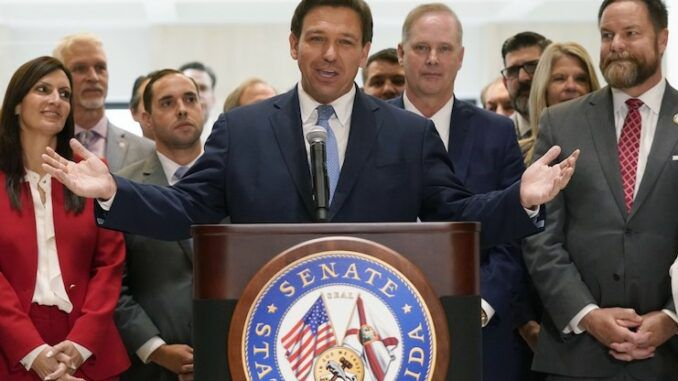Gov. Ron DeSantis signs bill forcing schools to teach students about the horrors of communism