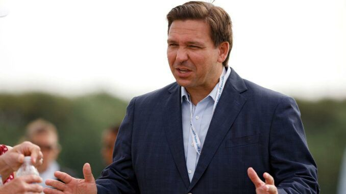 Ron DeSantis pardons all residents convicted of violating social distancing rules and mask mandates