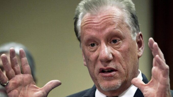 James Woods says Los Angeles is dead and gone