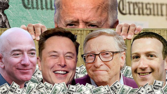 Harvard study shows lockdowns have destroyed the middle class, while global elites gain more power