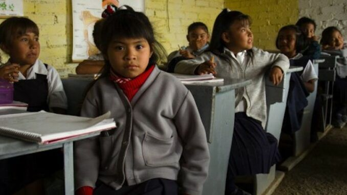 Huge pedophile ring uncovered in Mexico's schools