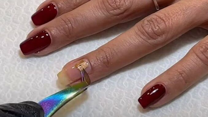 Women in Dubai are getting microchips installed on their fingernails