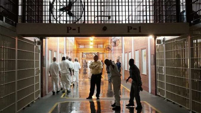 Texas prison forced to empty ahead of illegal immigrant surge