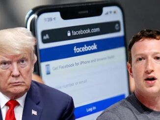Trump vows to deal with Facebook when he becomes POTUS in 2024