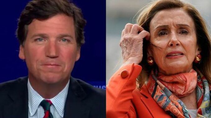 Tucker Carlson details how Democrats create problems so they can impose their tyrannical solutions