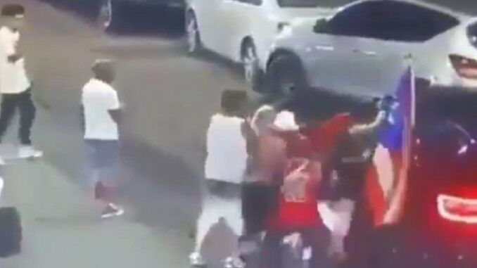 Couple dragged from car and shot dead by black men in Chicago