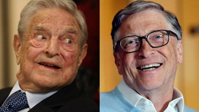 CDC ditches old PCR tests after George Soros and Bill Gates buy new COVID test company