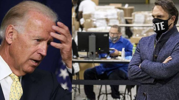 Georgia County audit exposes multiple double scanned ballots for Biden