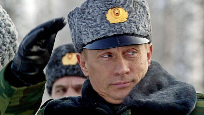 Putin admits Russia has nukes capable of taking out the Deep State
