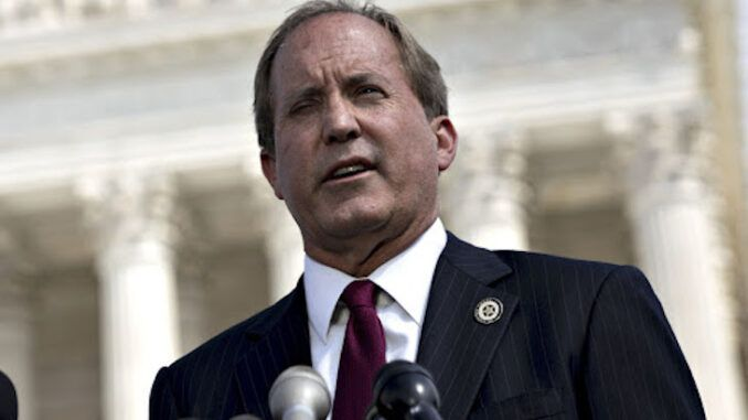 Texas AG Ken Paxton says Democrats who fled state could be arrested when they re-enter the State