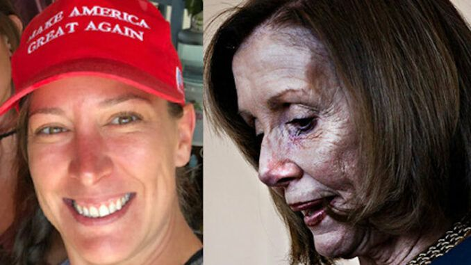 Ashli Babbitt's mother accuses Nancy Pelosi or orchestrating her daughter's death