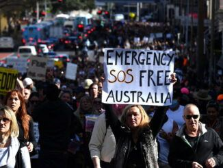 Australians who post independent media content online will face massive 11k fines