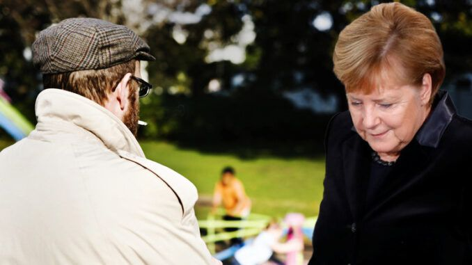 Merkel's Germany faces an epidemic of pedophilia and child rape