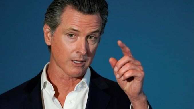 Gov. Newsom orders California residents to cut their water usage