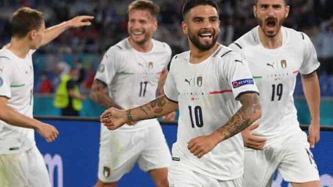 The Economist slams Italy's football team as 'racist' because it has too many Italians and not enough players of color
