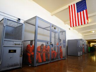 Jan. 6 prisoners are being sexually abused, beaten, hogtied - treated worse than gitmo prisoners