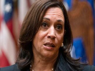 Kamala Harris' unfavorability rating soars to new record-high