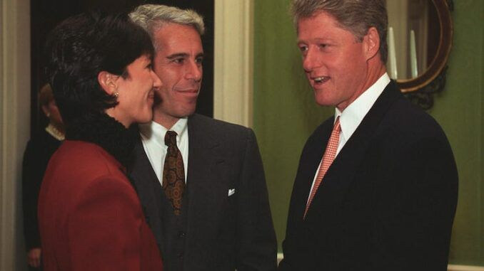 Judge order unsealing of documents relating to Ghislaine Maxwell's connection to the Clintons