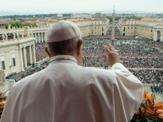 Pope at vatican