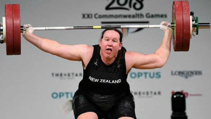 Biological male given green light to compete in female weightlifting in Tokyo Olympics