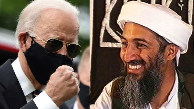 Osama Bin Laden wanted Biden to become president as he would collapse the USA