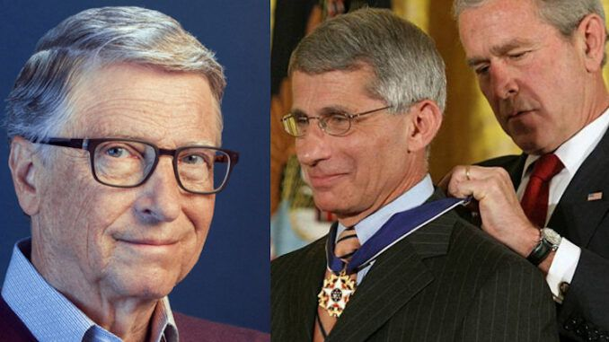Leaked Fauci emails detail Bill Gates' placement of chi-coms in influential positions of power