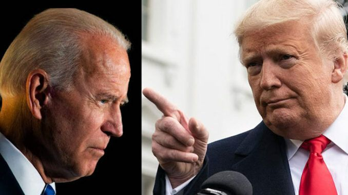Donald Trump slams Biden for being weak with the Taliban
