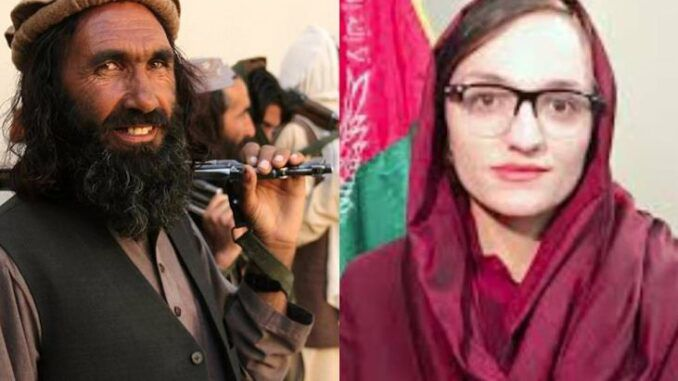 Afghanistan's first female mayor says she's waiting for the Taliban to come and murder her as Biden takes a vacation