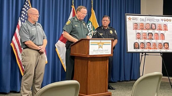 Multiple Disney officials arrested as part of pedophile ring sting in Florida