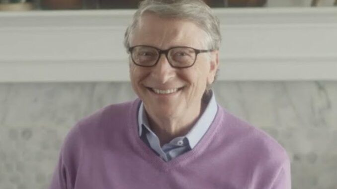 Microsoft co-founder Bill Gates recently told CNN's Anderson Cooper that he believes there is a compelling case to be made for mandating vaccines in care homes.