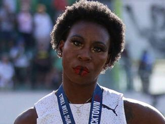 Team USA's Gwen Berry vows to trash the USA if she wins Olympics