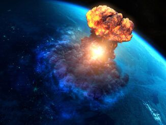 John Moore warns global extinction event is coming