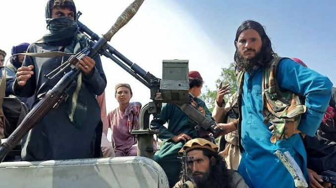The Taliban tell Biden to expect Islamic law in America very soon
