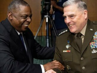 Over 90 U.S. army generals and admirals call for Defence Secretary Lloyd Austin, Joints Chiefs of Staff Chairman Mark Milley to resign