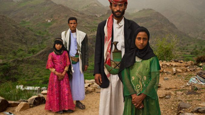 Male pedophile Afghanistan migrants caught sneaking in their child brides into America