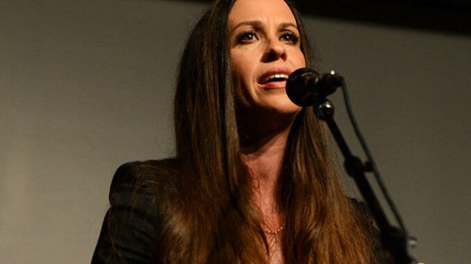 Alanis Morissette says the music industry is run by pedophiles
