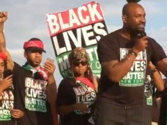 BLM vows to launch uprising against racist vax mandates
