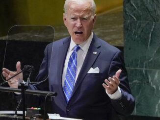 Joe Biden urges UN to force the vaccine on the global population