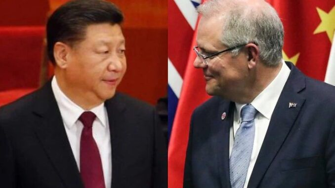 China increased cyberattacks on Australia after PM threatened investigation into COVID origins