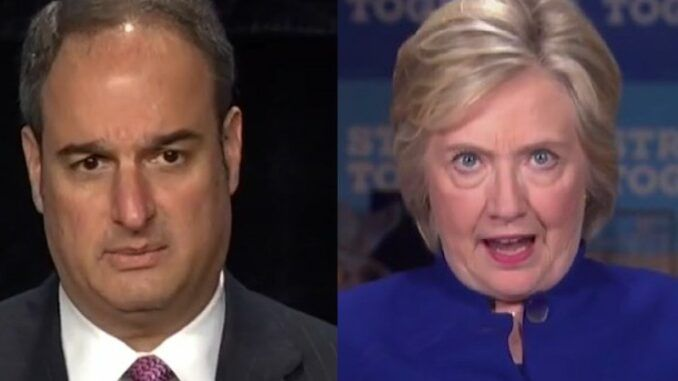 Clinton lawyer faces 5 year prison sentence for lying about Trump-Russia collusion