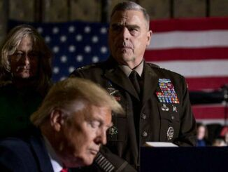 General Mark Milley ordered US troops to ignore President Trump after capitol riot