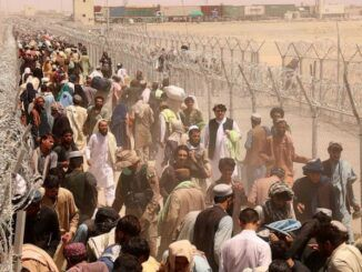 CDC admits Afghan migrants pouring into the USA are riddled with diseases
