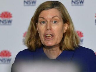 """Internet users around the world were stunned on Thursday after an Australian health official used the phrase """"New World Order"""" During a Covid-19 press conference."""