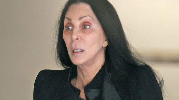 Singer Cher thinks GOP will destroy America the same way Hitler destroyed Germany