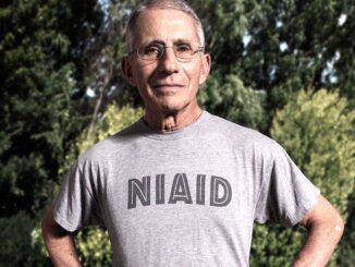 The Guardian names Anthony Fauci 'sexiest man alive'