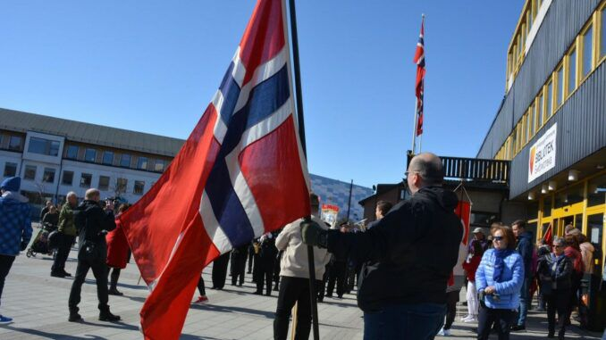 Norway celebrated the end of covid restrictions over the weekend after a sudden announcement from the prime minister.