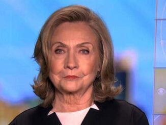 Hillary R. Clinton calls for war on terror against Trump supporters