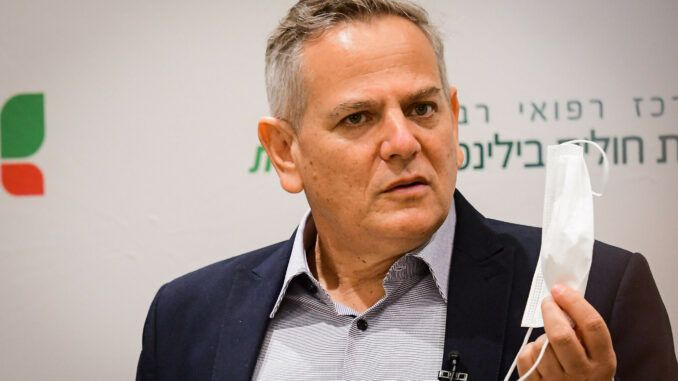 Hot mic catches Israeli health minister confessing that vaccine passports are all about coercion